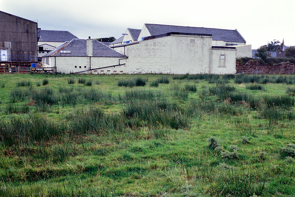 Buildings of Burnside Distillery