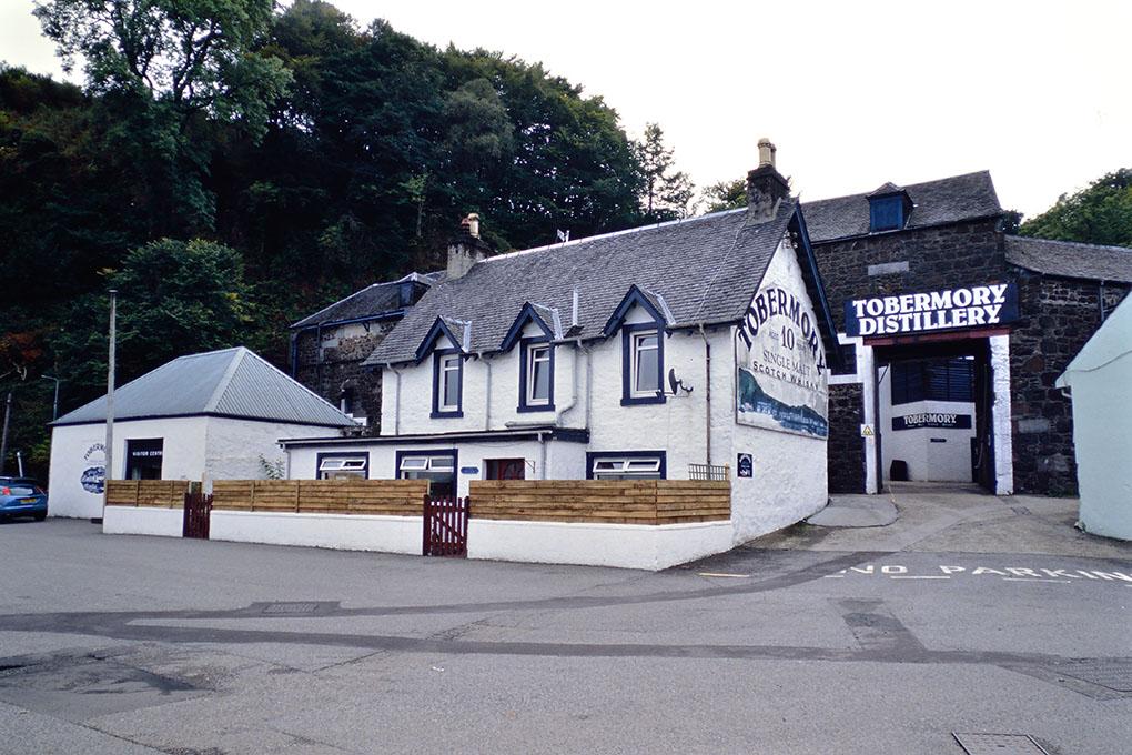 Tobermory Distillery